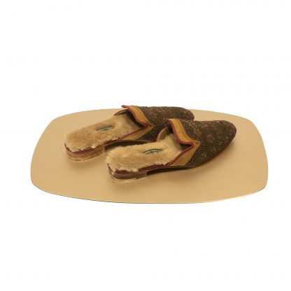Slippers ricamata MEHRKAKALIA