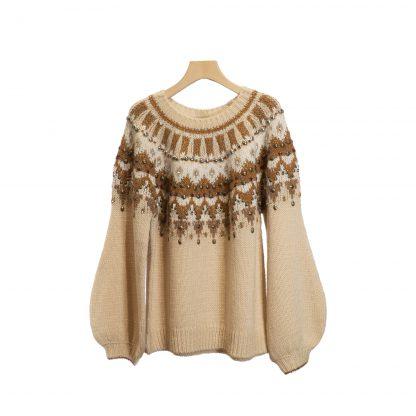 Maglione lana mes demoiselles