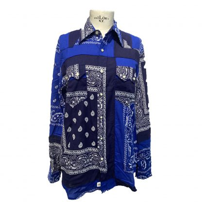Camicia-Re-Worked-Blu