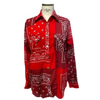 Camicia-Re-Worked-Rosso