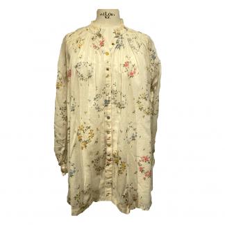 camicia-floreale-Péro